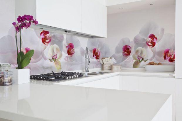 5 pomysłów na ściany w kuchni.