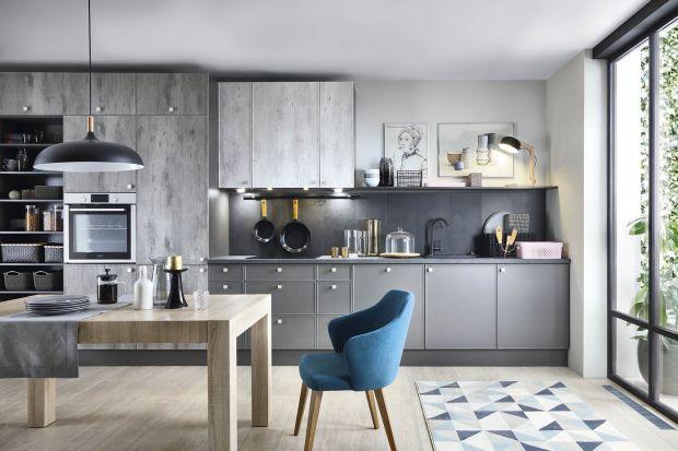 Kuchnie na jedną ścianę. 10 pomysłów na meble