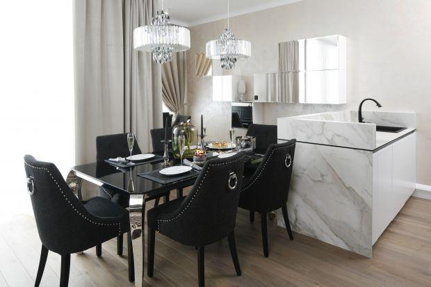 Walentynki w kuchni? Dlaczego nie! Te wnętrza przekonują, że romantyczna kolacja w pięknej oprawie najlepiej wypadnie we własnym domu.