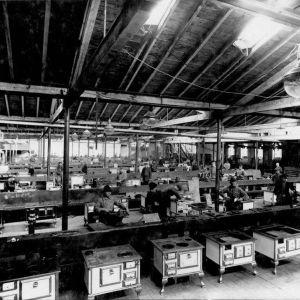 1935 Kuppersbusch otwiera drugą fabrykę pieców mat. Comitor