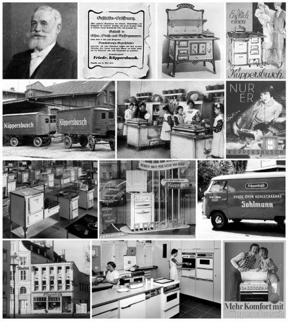 Historia Kuppersbuscha mat. Comitor