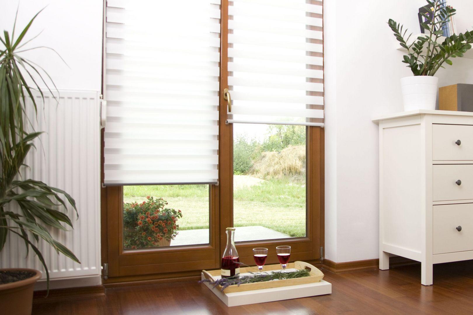 Jak wybrać najlepszą osłonę okien na parterze