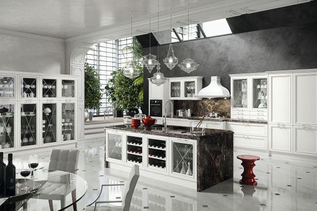 Kuchnia jak salon. Dużo pięknych zdjęć