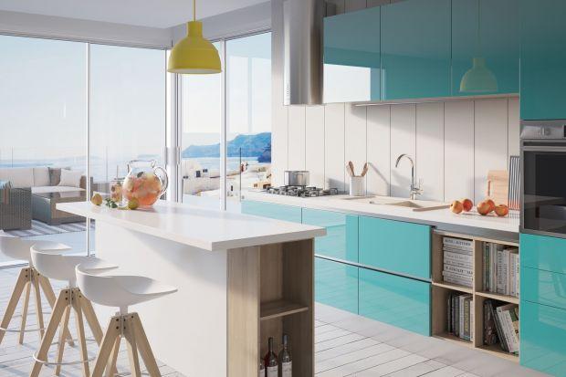 Uspokajające kolory natury – zielony, żółty, błękitny czy beżowy doskonale zaprezentują się szczególnie w kuchniach. Znakomicie ożywią je, wprowadzając równocześnie pozytywną, radosną atmosferę.