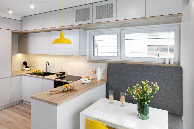 Sposoby na naturalne światło w kuchni. Dużo pięknych zdjęć