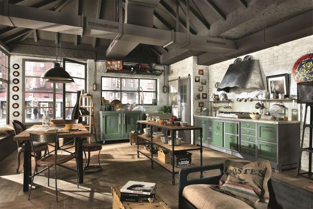 Meble w kuchni vinatage. 5 pomysłów na urządzenie
