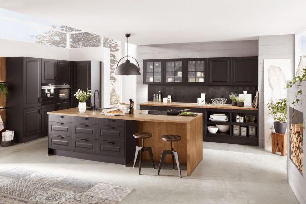 Ciepła i przytulna kuchnia. 5 pomysłów na meble