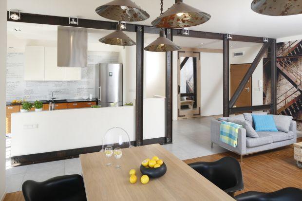 Pięć pomysłów na kuchnię inspirowaną stylem loft.