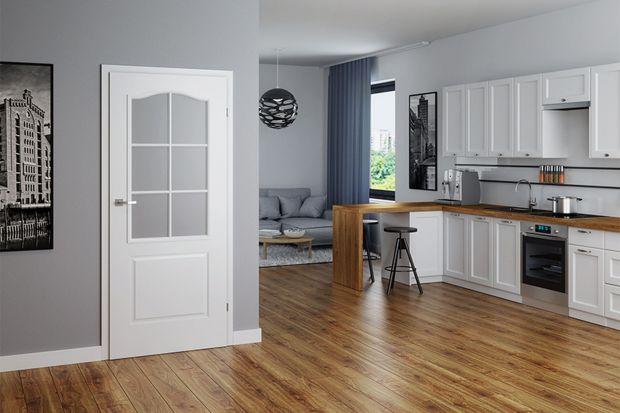 Zgrane trio, czyli drzwi, podłogi i kuchnie dobrze dopasowane