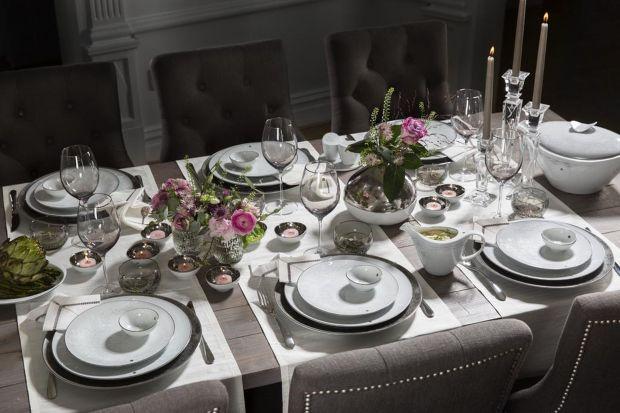 3 pomysły na elegancki stół