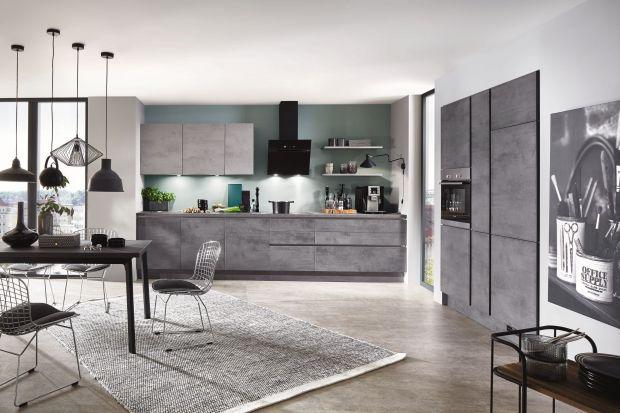Beton w kuchni. 3 pomysły na urządzenie