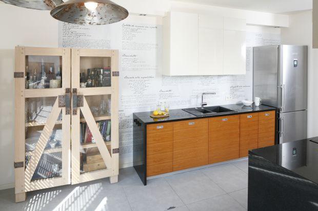 10 pomysłów na kuchnię w stylu loftowym