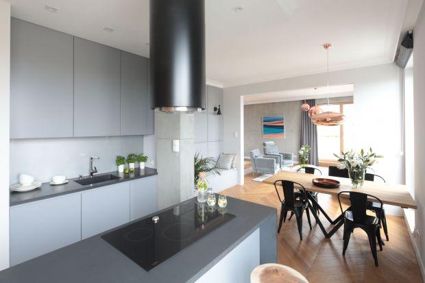 5 pomysłów na beton w kuchni