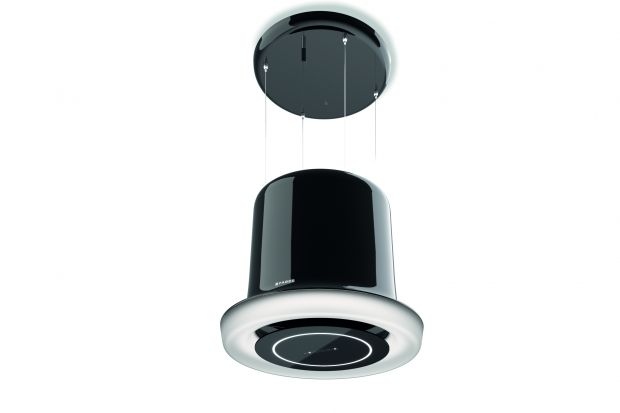Glow to okap, który łączy czysty, elegancki design z doskonałą funkcjonalnością, z której znany jest Faber.
