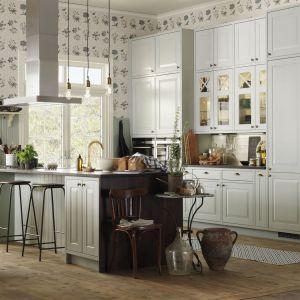 Piękna kuchnia w stylu skandynawskim. Fot. Marbodal.