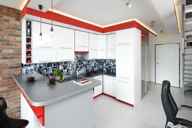 Czerwony w kuchni. 5 pomysłów na stylizację