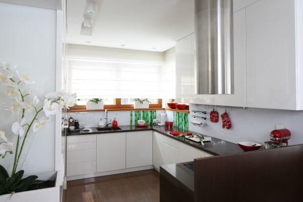 Kuchnia w domu jednorodzinnym. 5 pięknych aranżacji