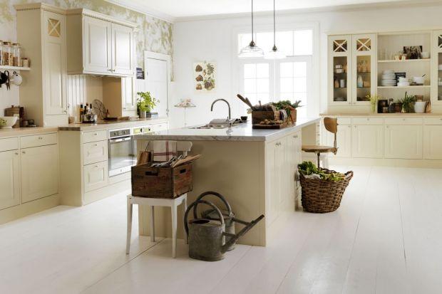 Kuchnia w stylu prowansalskim. 5 pomysłów na urządzenie