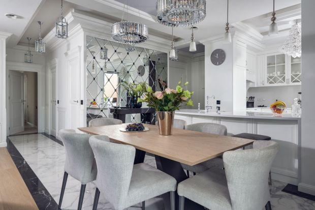 Elegancka kuchnia. 20 pięknych zdjęć