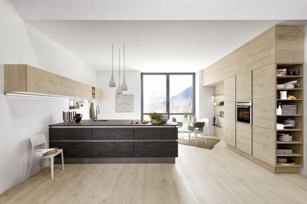 Nowoczesne meble kuchenne. 10 pomysłów na aranżację