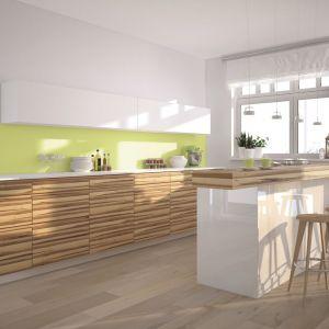 Beckers Designer Kitchen & Bathroom_kolory Comfort, Energetic Lime