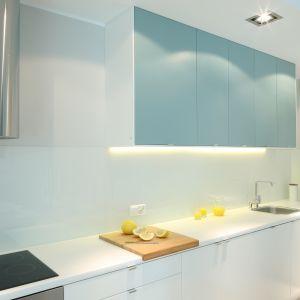5 pomysłów na niebieskie akcenty w kuchni