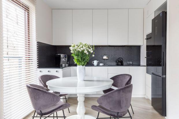Kuchnia w małym mieszkaniu. 10 zasad aranżacji