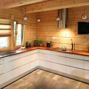 5 pomysłów na drewniany blat w kuchni