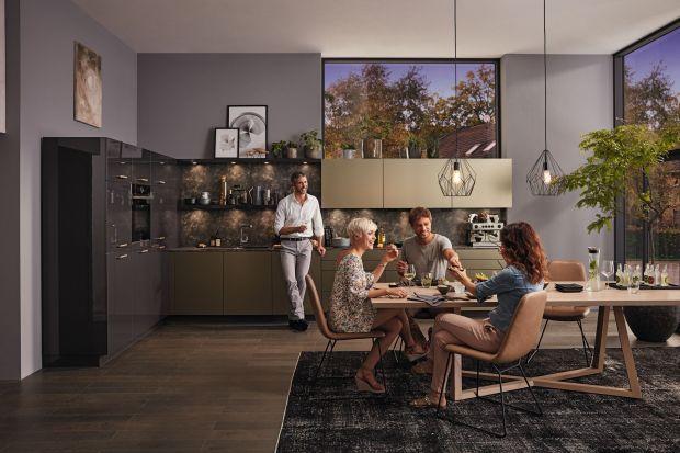 Kuchnia z salonem. 10 świetnych pomysłów na zabudowę meblową