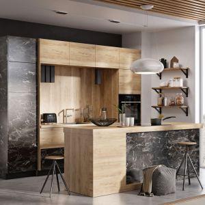 Modna kuchnia w bloku. 10 pomysłów na urządzenie. Fot. Stolkar