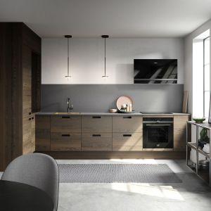 Modna kuchnia w bloku. 10 pomysłów na urządzenie. Fot. Svane