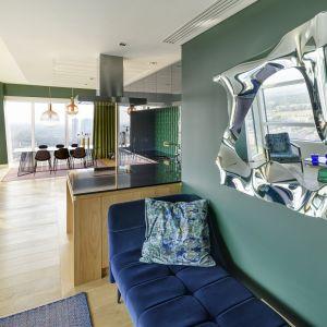Nowy apartament Fiore Verde   na 33. piętrze wieżowca ZŁOTA 44