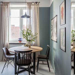 10 pomysłów na jadalnię w mieszkaniu. Projekt Finchstudio.