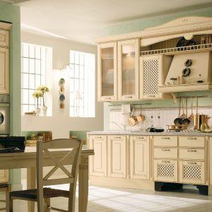 Styl rustykalny w kuchni. Dużo pięknych zdjęć. Fot.  Aran Cucine.