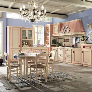 Styl rustykalny w kuchni. Dużo pięknych zdjęć. Fot. Aran Cucine