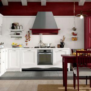 Styl rustykalny w kuchni. Dużo pięknych zdjęć. Fot. Greta, Veneta Cucine.