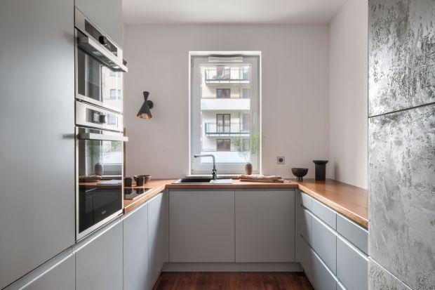 Urządzamy małą kuchnię. 12 pięknych zdjęć