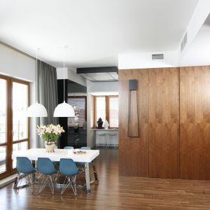 Nowoczesna jadalnia. 15 pięknych wnętrz. Projekt Hola Design