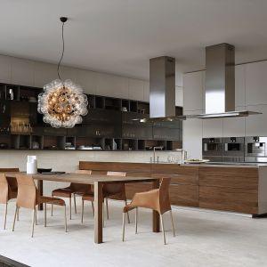 Wyspa w nowoczesnej kuchni. 7 modnych realizacji. Fot.  Poliform Varenna