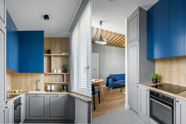 Zaprojektowanie mieszkania, które z jednej strony ma być ciepłe i przytulne a z drugiej nowoczesne i typowo dla mężczyzny to niemałe wyzwanie. Przekonali się o tym projektanci z biura projektowego 3XEL. W swojej najnowszej realizacji postawili na w