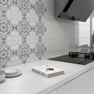 15 pomysłów na modne płytki do kuchni. Fot. Ceracasa