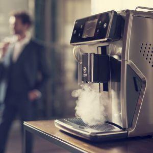 Wyśmienita kawa idealna dla Ciebie. Fot. Saeco