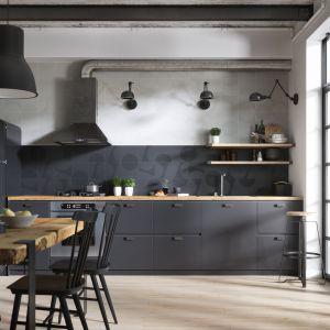 15 pomysłów na modne płytki do kuchni. Fot. Opoczno