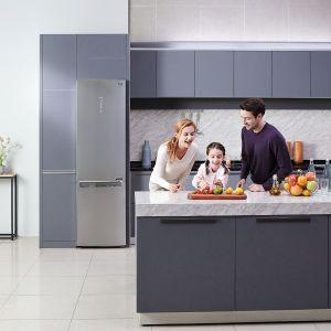 Wyposażenie małej kuchni. Pomagamy wybrać sprzęty AGD. Fot. LG