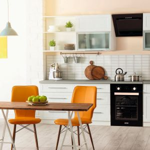 Wyposażenie małej kuchni. Pomagamy wybrać sprzęty AGD. Fot. MPM