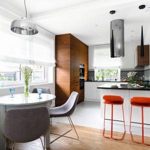 Kuchnia dla rodziny. 12 pięknych wnętrz. Projekt MM Architekci. Fot. Jeremiasz Nowak