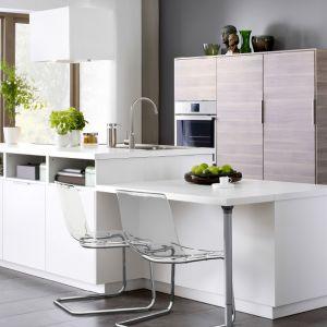 Jasna kuchnia. 10 pięknych aranżacji. Fot. IKEA