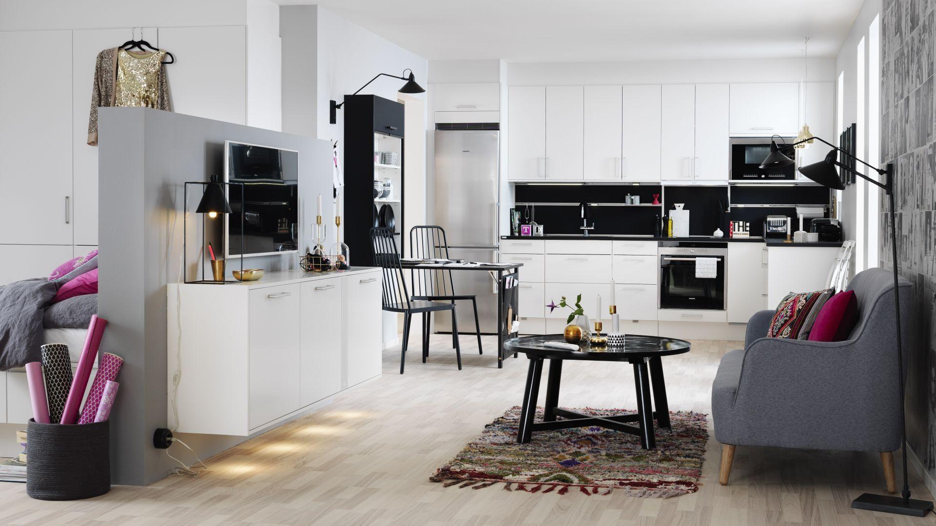 Nowoczesne kuchnie w stylu skandynawskim. Fot. Marbodal