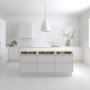 Nowoczesne kuchnie w stylu skandynawskim. Fot. Sigdal