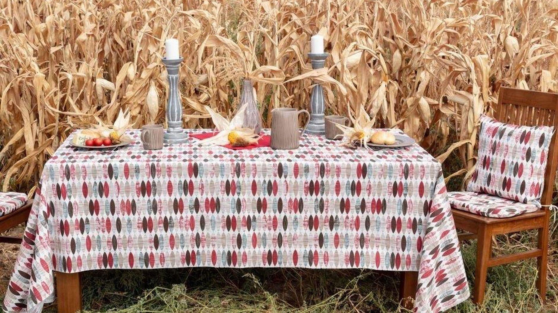 4 najciekawsze trendy w aranżacji jadalni na świeżym powietrzu. Fot. Dekoria